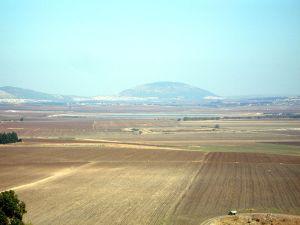 Mount Megiddo?